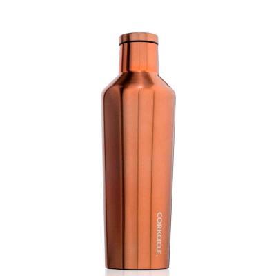 Ampolla tèrmica acer Corkcicle 475 ml coure
