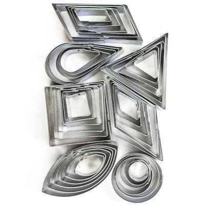 Set 42 tallapastes formes 0,7-4cm