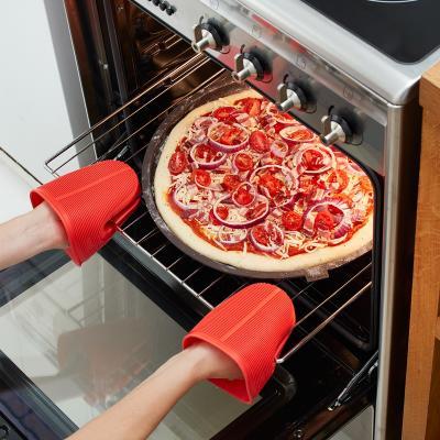 Motllo pizza perforat silicona rodó Crunchy