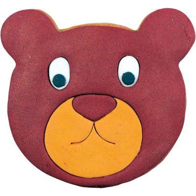 Tallador galetes cara ós Teddy 10 cm