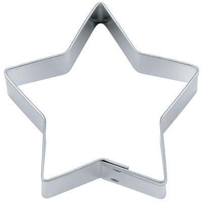 Tallador galetes estrella 5 puntes 7 cm