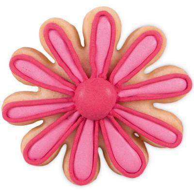 Tallador galetes flor gerbera 4 cm
