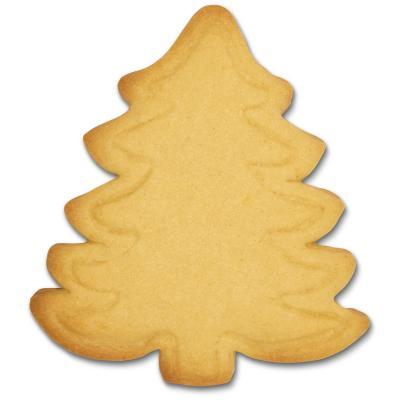 Tallador galetes arbre doble 9 cm
