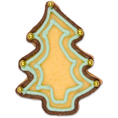 Tallador galetes arbre nadal