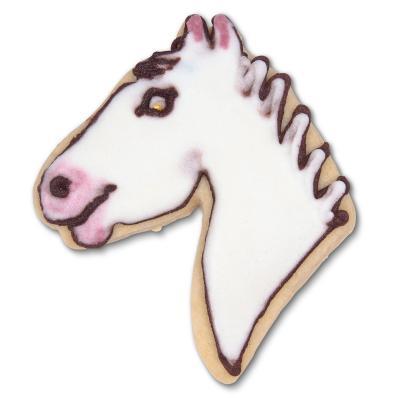 Tallador galetes cap cavall 7 cm