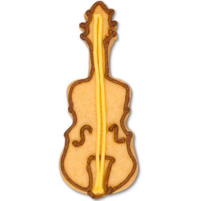 Tallador galetes violí