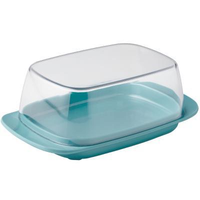 Mantequera con tapa acrilica transparente