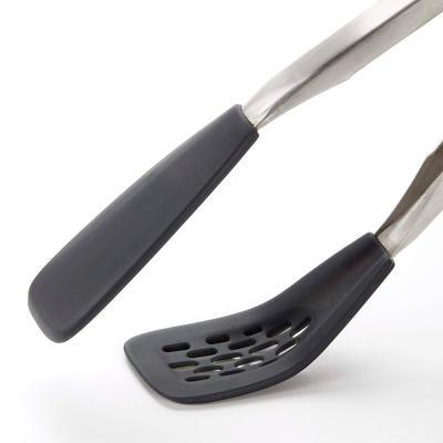 Pinces flexibles amb tancament Oxo 33 cm