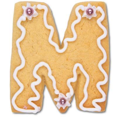 Tallador galetes lletra