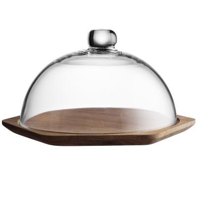Formatgera Modern kitchen vidre acàcia