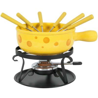 Fondue formatge Formaggio 9 peces groc