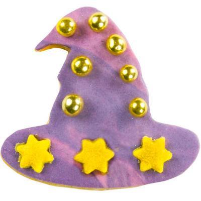 Tallador galetes barret de bruixa 4 cm