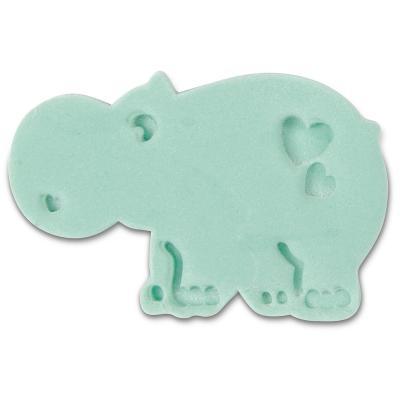 Tallador decorador hipopòtam 6 cm