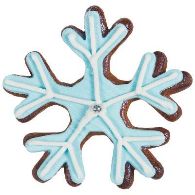Tallador galetes estrella neu frozen 7 cm