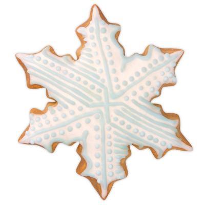 Tallador galetes estrella neu 6 cm