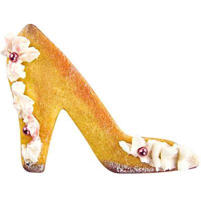 Tallador galetes sabata dona 10 cm
