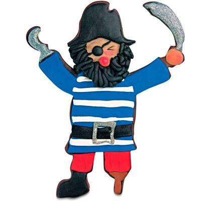 Tallador galetes pirata 12 cm