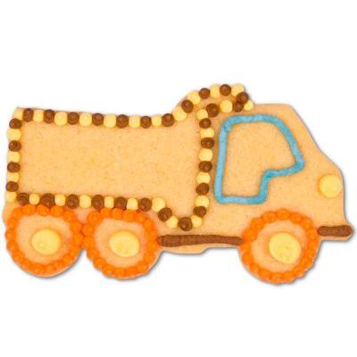 Tallador galetes camió 8 cm