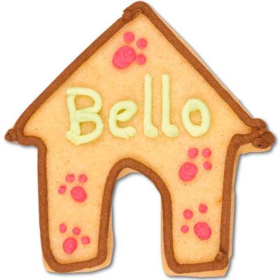 Tallador galetes caseta de gos 6 cm