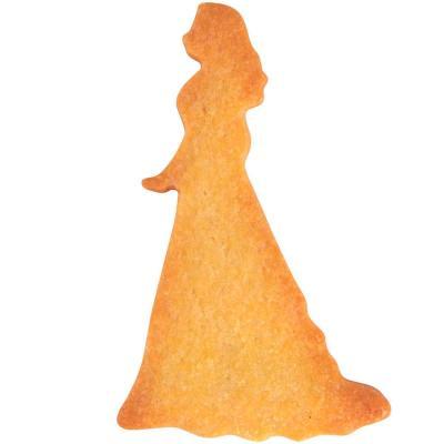 Tallador galetes núvia boda 9 cm