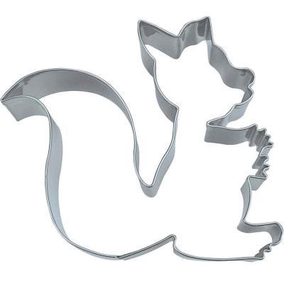 Tallador galetes esquirol 8 cm