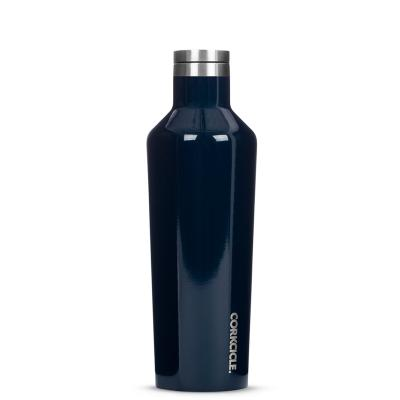 Ampolla tèrmica acer Corkcicle 475 ml blau navy