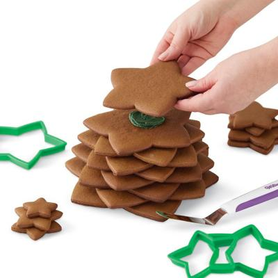 Kit 15 peces arbre de nadal amb galetes