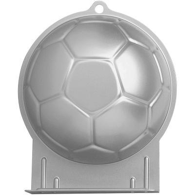 Motllo mitja pilota futbol alumini 22 cm