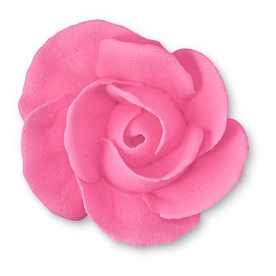 Boquilla rosa ondulada, 15 mm