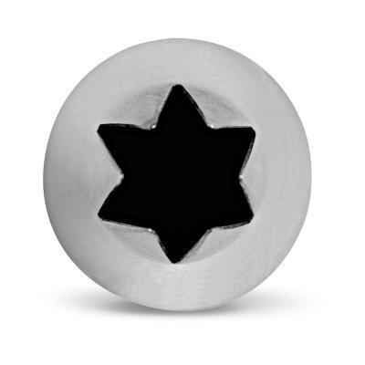 Boquilla estrella, 14 mm
