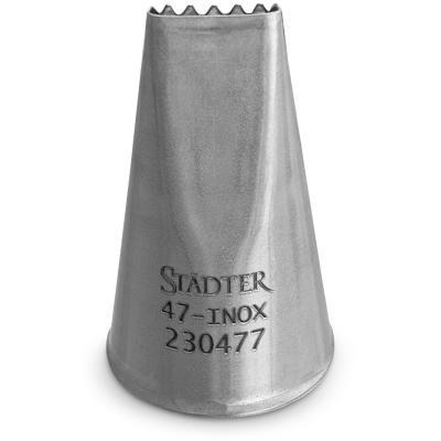 Boquilla trena cistell nº 47, 8 mm