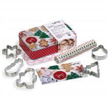 Kit Galletas de Navidad Lékué