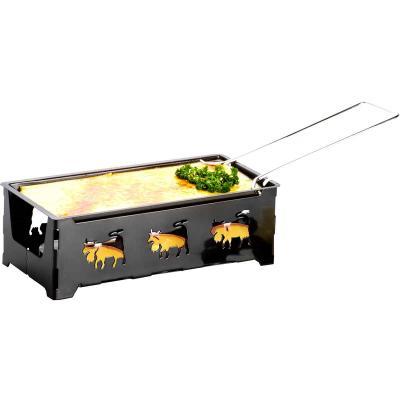 Mini raclette con velas Heat Cheese