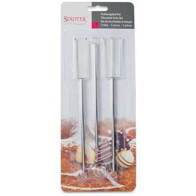 Set 3 utensilis praliné xocolata