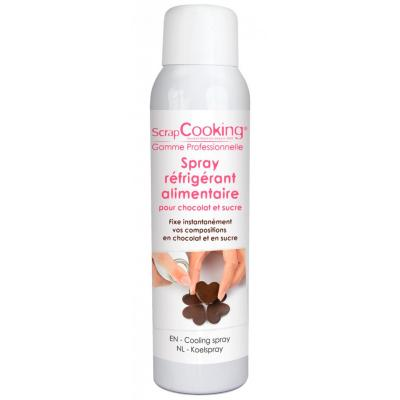 Spray per a refredar xocolata 150 ml