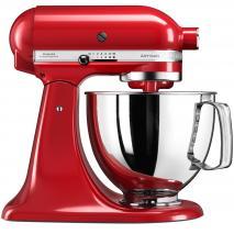 Robot Kitchen aid Artisan 5KSM125 EER rojo