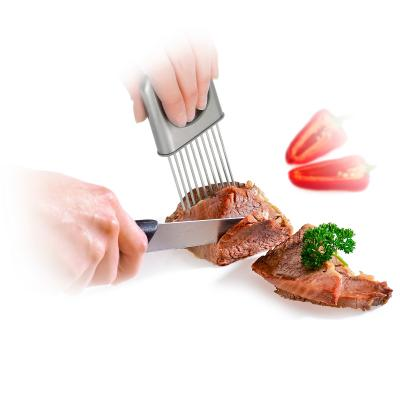 Subjectador per tallar