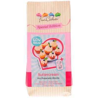 Preparat Buttercream en pols Baix en Sucre 400 g