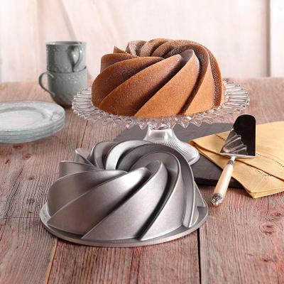 Motllo pastís Nordic Ware Heritage Bundt 2,4 l