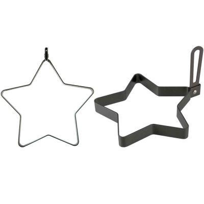 Motllo ou fregit metàl·lic antiadherent estrella