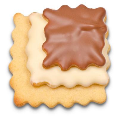 Set 3 talladors galetes quadrat arrissat