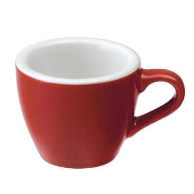 Taza café espresso barista
