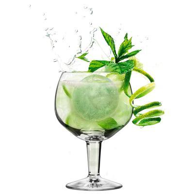 Motllo per a glaçons rodons Gin Tonic