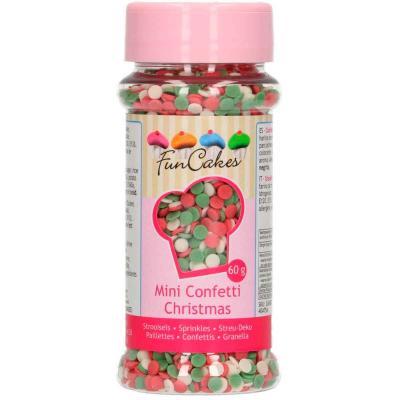 Sprinkles mini confetti Nadal 60 g