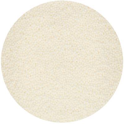 Sprinkles nonpareils 80 g blanc