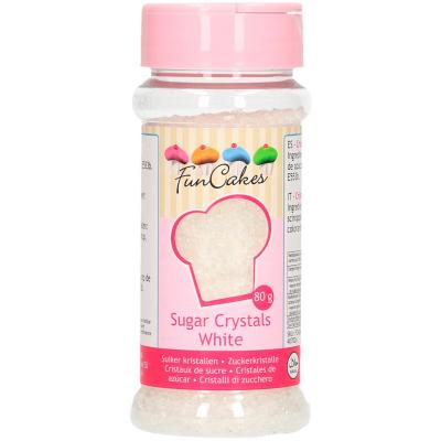 Sprinkles sucre 80 g blanc