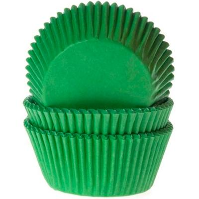 Papel cupcakes color liso House of Marie