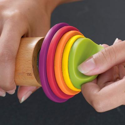 Corró regulable amb 4 anelles Joseph J colors