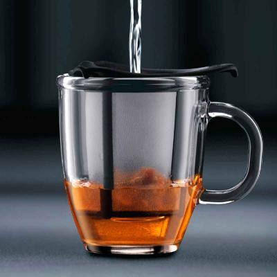 Set Yo-Yo mug Bistro amb filtre 350 ml