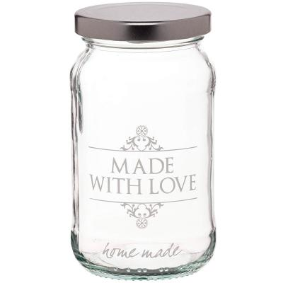 Pot conserves, melmelades 454 ml Made with Love